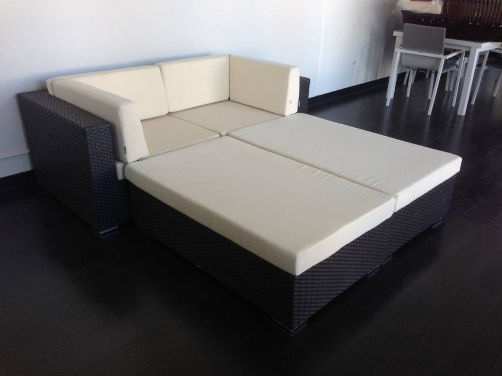 Lucca Large Sofa Set Outdoor Wicker