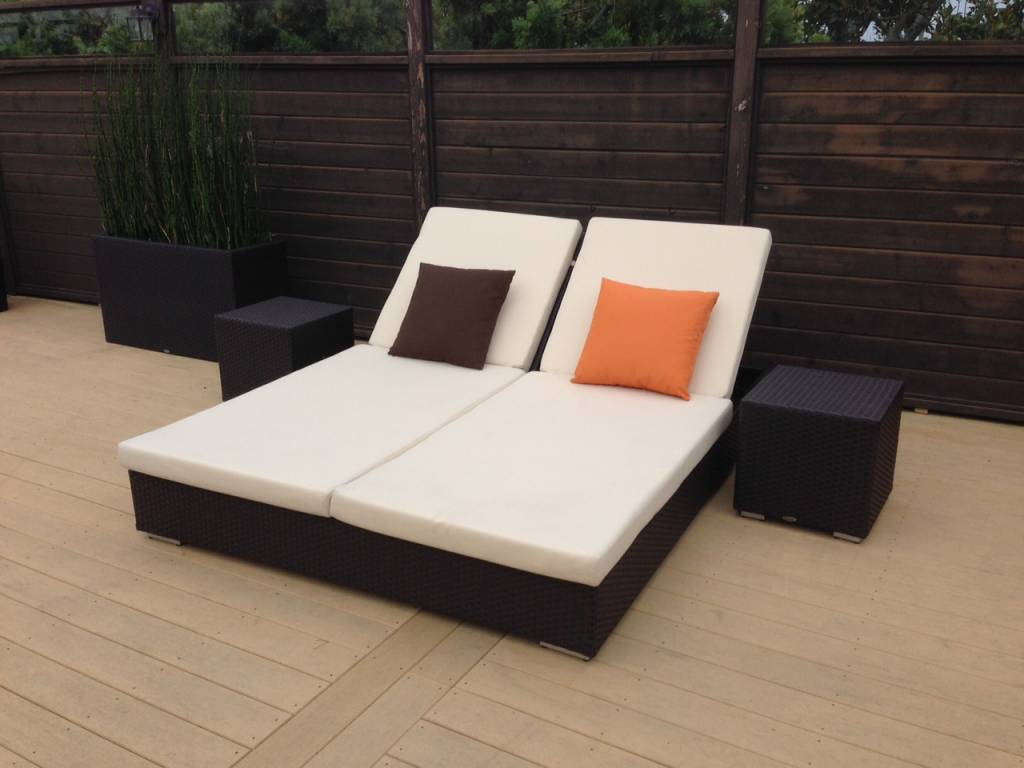 Best Of Double Chaise Lounge Outdoor Furniture
