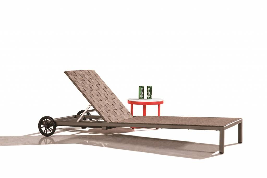 Asthina Chaise Lounge Outdoor