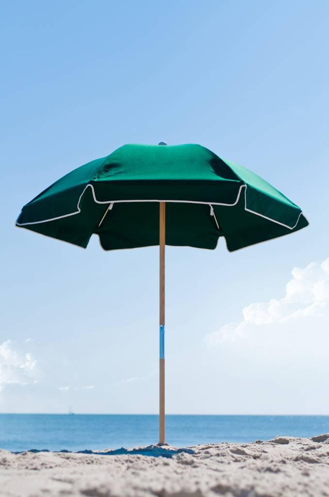 Avalon Fiberglass Beach Umbrella Accessories Patio