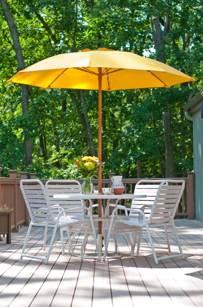 Catalina Fiberglass Patio Umbrella Residential And