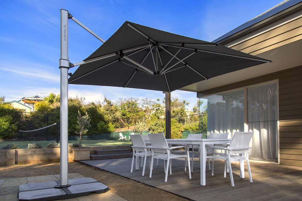 Aurora Cantilever Umbrella Residential Commercial Patio Umbrellas Babmar Com