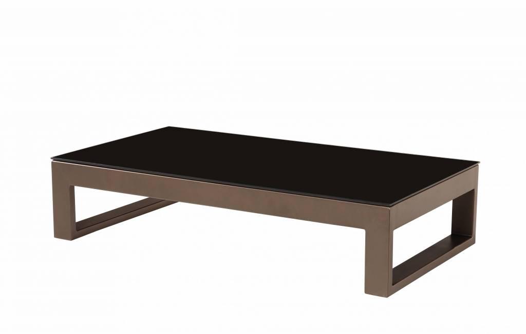 Amber Rectangular Coffee Table