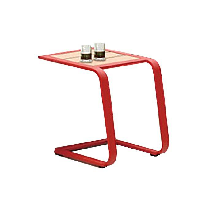 Polo Side Table With Polywood Top - Polywood coffee table