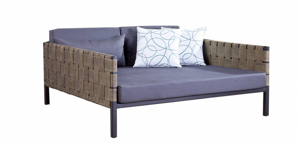 Asthina Outdoor Daybed Babmar Outdoor Modern Furniture