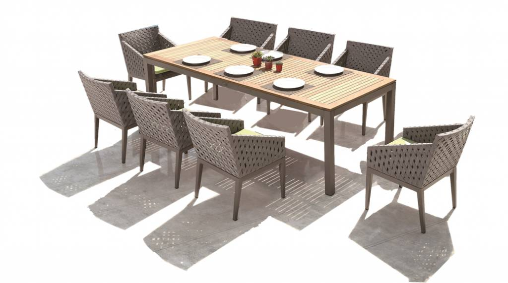Florence Dining Set For 8