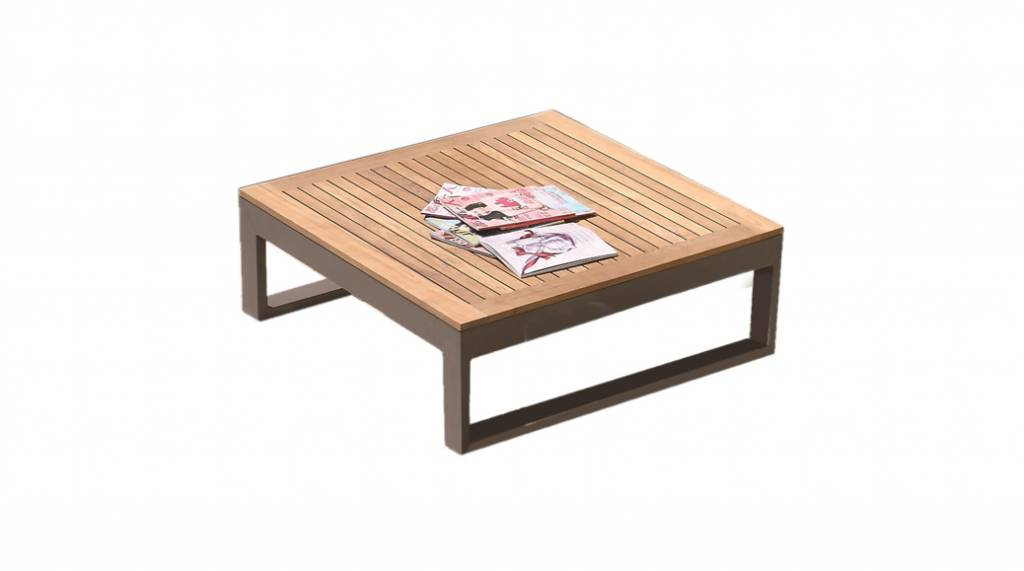 Incredible Florence Modern Outdoor Square Coffee Table Customarchery Wood Chair Design Ideas Customarcherynet
