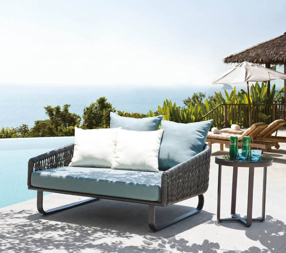 Haiti Modern Outdoor Daybed| babmar.com on Belham Living Lilianna Outdoor Daybed id=60150