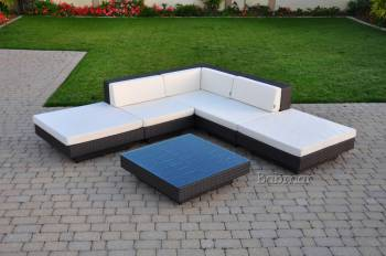 Babmar - Stylus Sectional Sofa Set