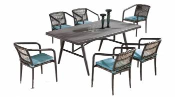 Kitaibela Dining Set For 6