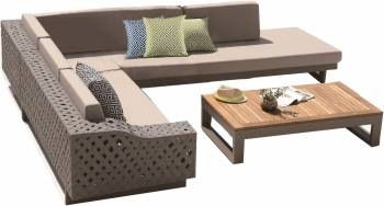 Florence Sectional Sofa Set for 6