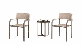 Barite Seating Set for 2