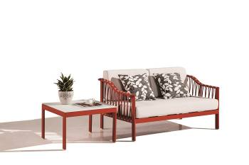 Babmar - Hyacinth Loveseat Set