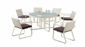 Polo Dining Set for 6