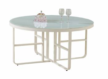 Polo Round Dining Table for 8