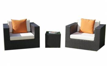 Babmar - Swing 46 Club Chair Set for 2