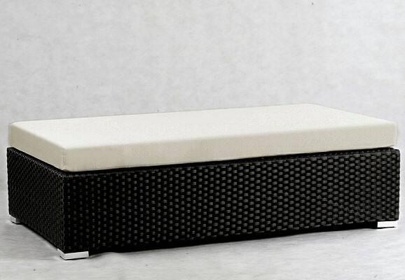 Babmar - Swing 46Coffee Table With Cushion Top - Image 1