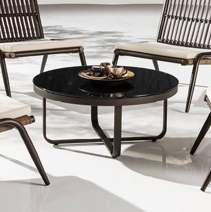 Polo Round Coffee Table
