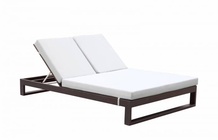 Babmar - Amber Double Chaise Lounge - QUICK SHIP - Image 1