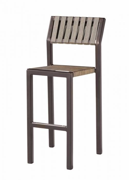 Amber Armless Bar Stool - Image 1