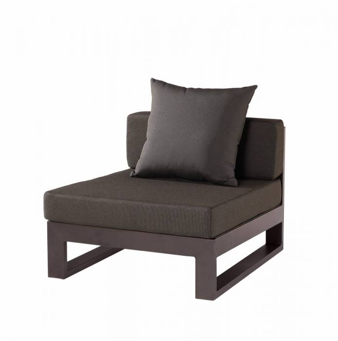 Amber Middle Armless Chair - Image 1