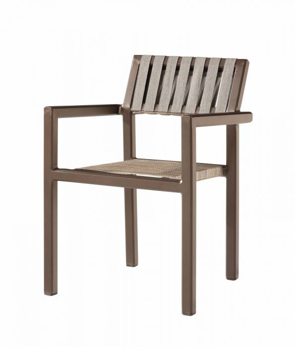 Amber Dining Chair with Arms