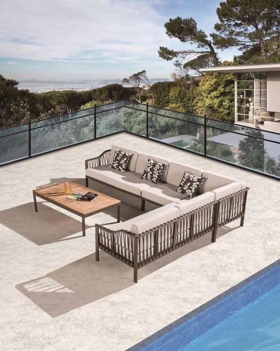 Hyacinth Sofa Set for 6