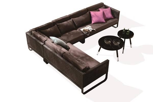Polo Sectional Sofa Set