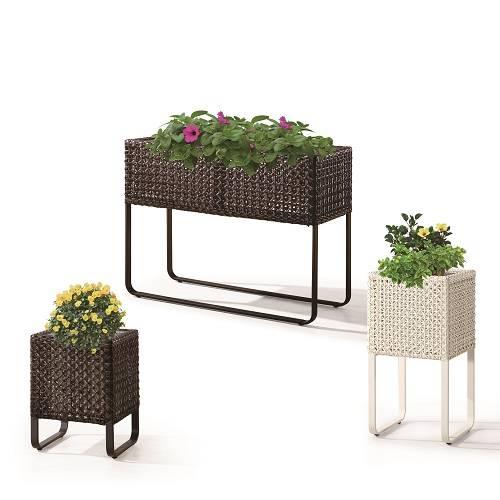 Polo Rectangle Flower Vase