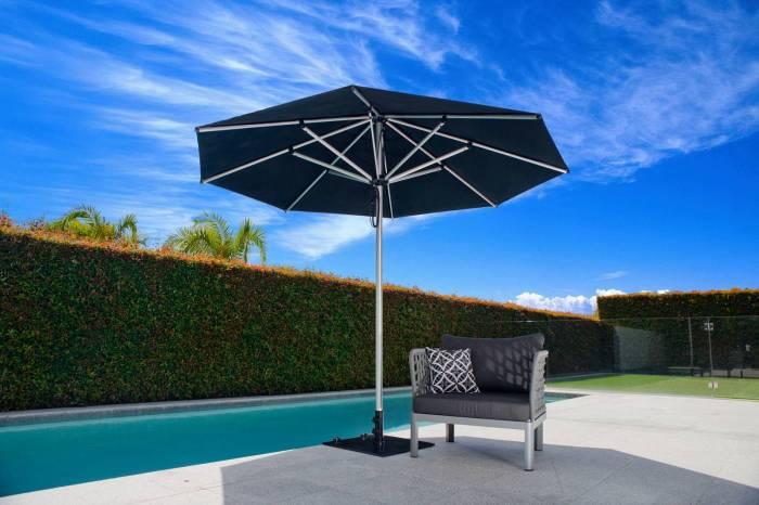 Babmar - Monaco Premium Centerpost Umbrella - Image 1
