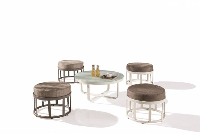 Barite Seating Set for 4