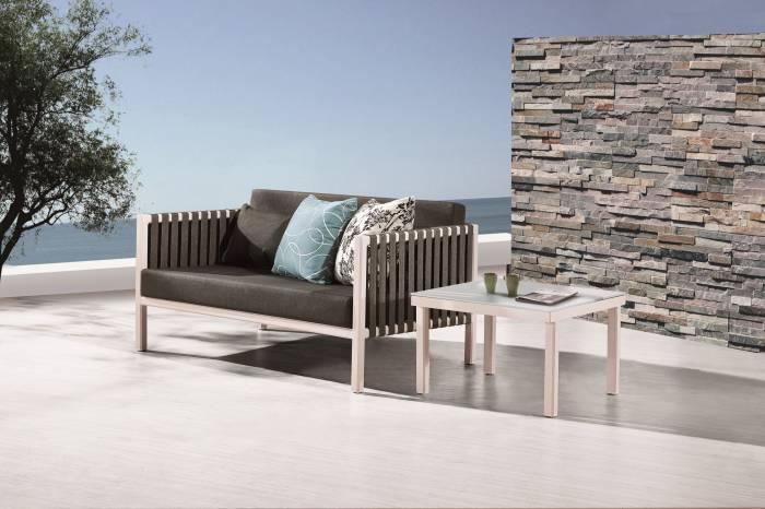 Garnet Loveseat Sofa Set