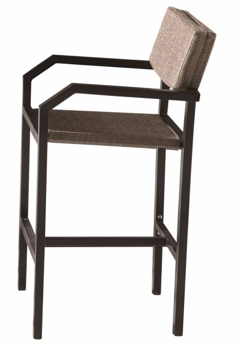 Barite Bar Stool With Arms