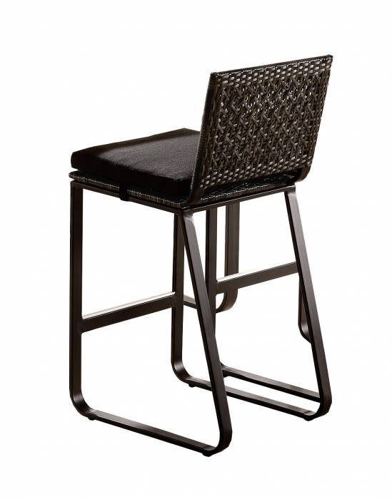 Polo Armless Bar Stool