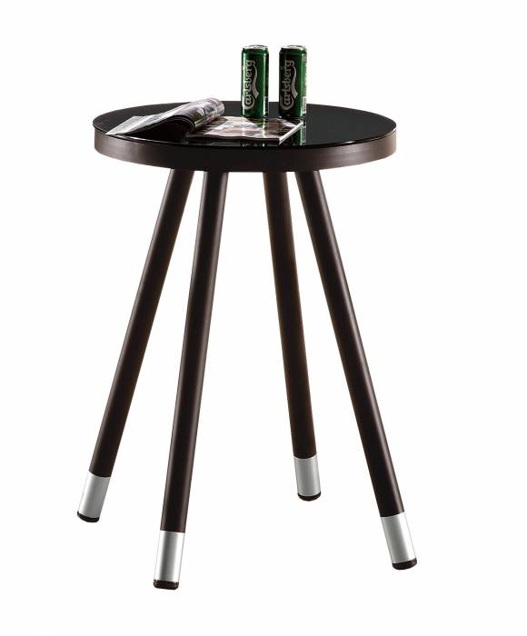 Fatsia Round Bar Table for 2/4 - Image 1