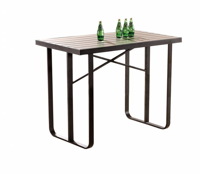 Polo Modern Outdoor Bar Table for 4