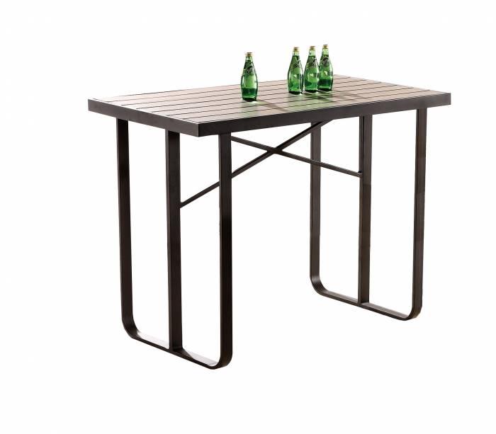Polo Modern Outdoor Bar Table for 4