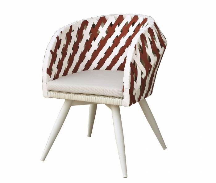 Verona Dining Chair with Arms - Image 1