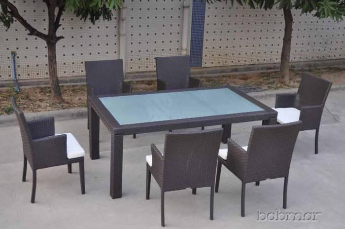 Venice Dining Table For 8