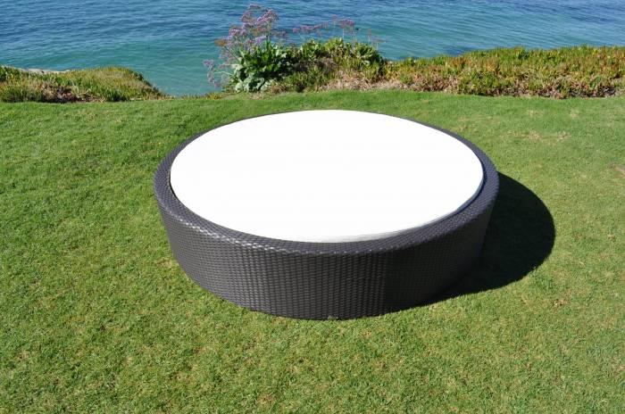 Babmar - Flatiron Round Sun Bed