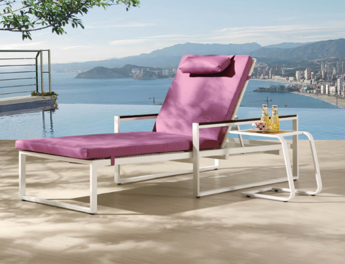 Wisteria Chaise Lounge - Image 1