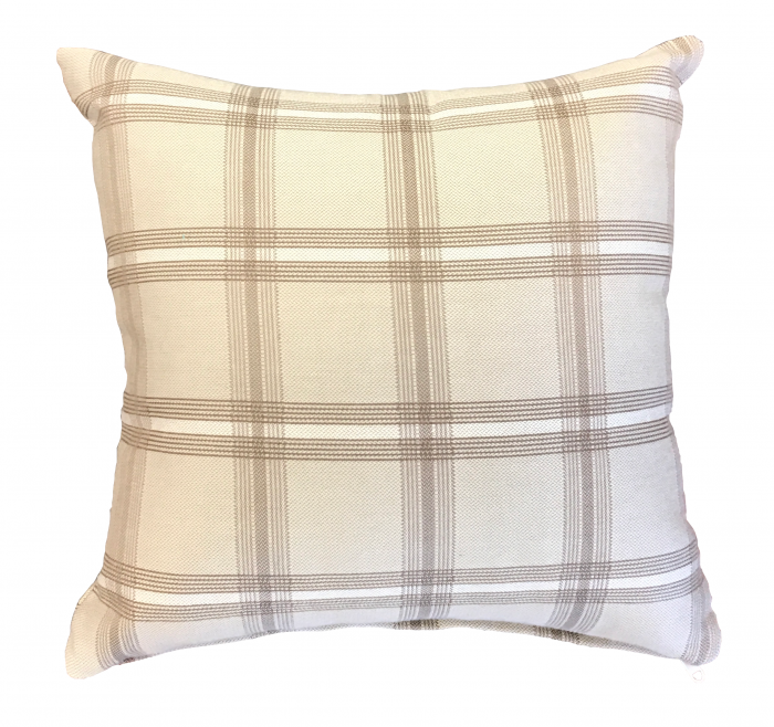 Sunbrella Throw Pillow - Image 1