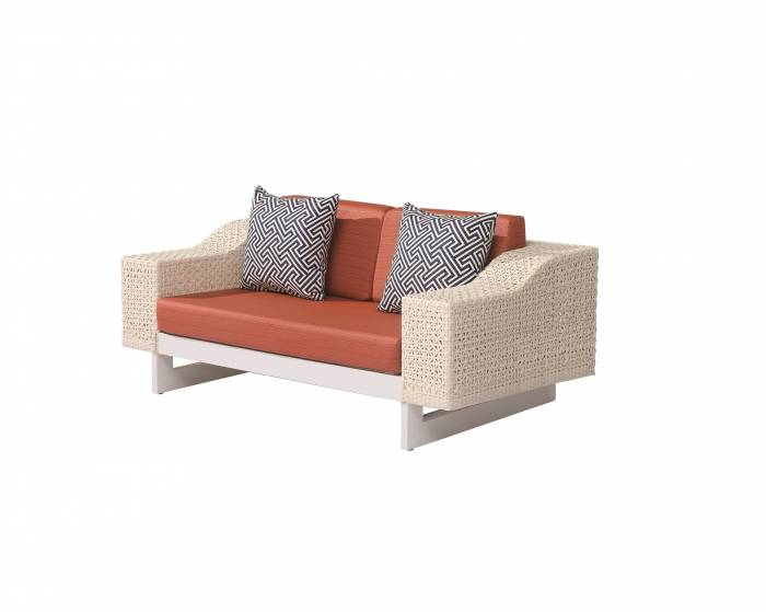 Provence Loveseat Sofa for 2 - Image 1
