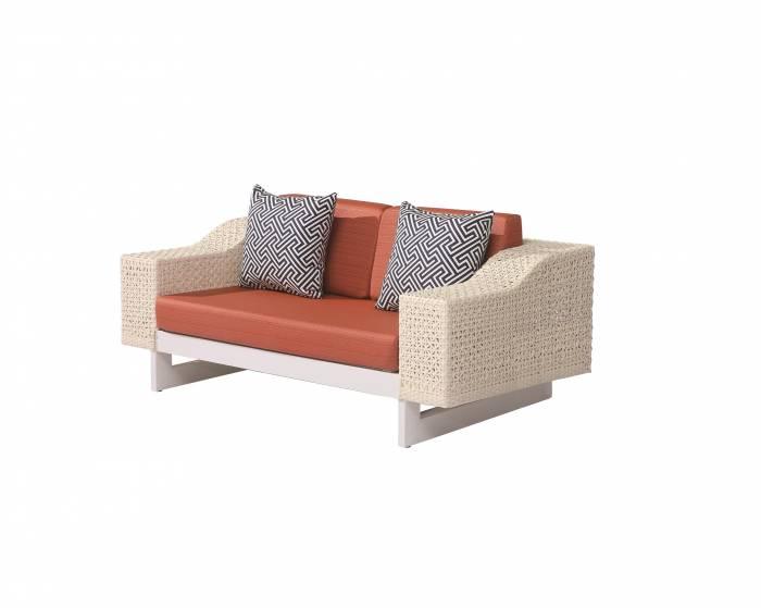Provence Loveseat Sofa for 2