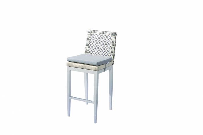 Provence Armless Bar Chair