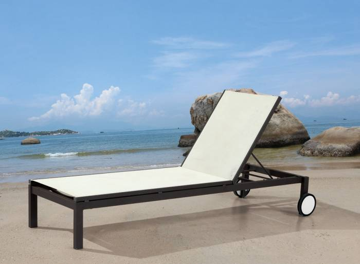 Madison Stackable Chaise Lounge