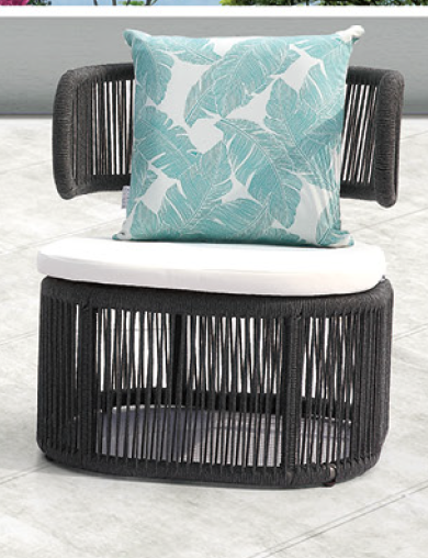 Venice Lounge Chair - Image 1