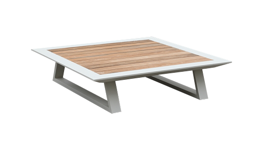 Luxe Square Coffee Table