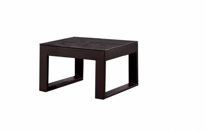 Amber Square Side Table - Image 1
