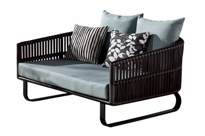 Apricot Rounded Daybed